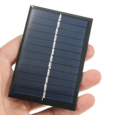 6V 0.6W Solar Panel Module DIY Small Cell Charger For Light Battery Phone