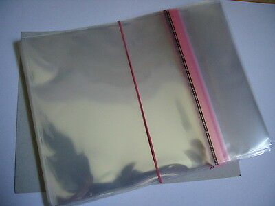 100 x NEW Highquality CD case PROTECTION SLEEVE w/ seal