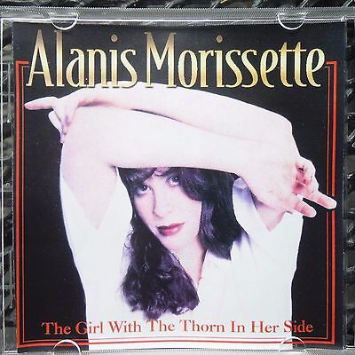 """Alanis Morissette """"the Girl With The Thorn In Her Side"""" Live In London 1995-New!"""