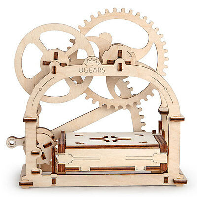 Ugears Mechanical Etui (Schatulle)