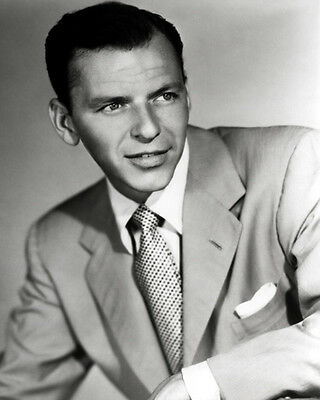 Frank Sinatra Unsigned Photo - 8419 - Sexy!!!!!