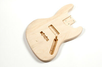 Cuerpo bajo Jazz Bass tilo - Basswood Jazz Bass JB electric bass body