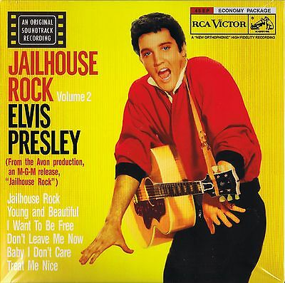 Elvis Presley JAILHOUSE ROCK VOL 2 - FTD 95 New / Sealed CD