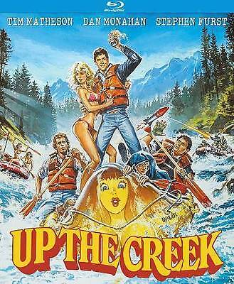 Up The Creek Blu-Ray - Single Disc Edition - New Unopened - Tim Matheson