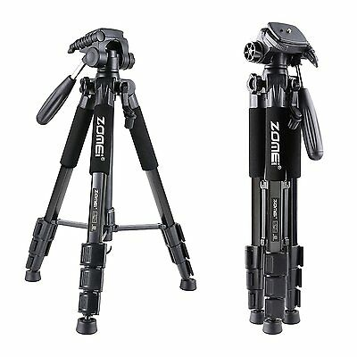 Zomei Q111 Professional Travel Tripod Pan Head for Canon Sony Nikon DSLR Camera