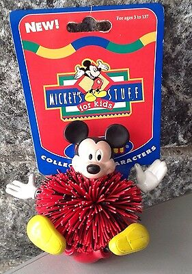 Mickey's Stuff For Kids Collectible Mickey mouse topolino  KOOSH truciolones