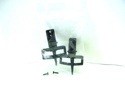 New G Scale Model Train Set of 2 Standard Hook and Loop Couplers