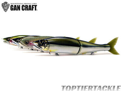 Gan Craft Jointed Claw Magnum 230 Swimbait  - Select Color