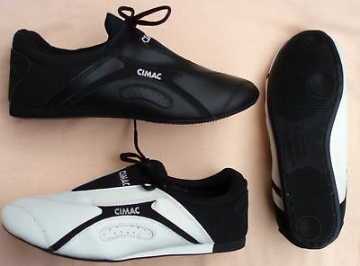 SHOE CLEARANCE - Black or White Footwear for Martial Arts - Karate / Taekwondo