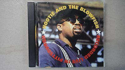 "Hootie And The Blowfish ""recorded Live In Pittsburgh"" Pro Sourced Silver Disc Cd"