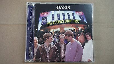 "Oasis ""live At Earls Court 1995!"" Pro Sourced Cdr-Brand New/spotless"