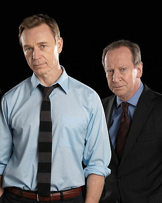 Ben Daniels & Bill Paterson Unsigned Photo - 3927 - Law & Order: Uk