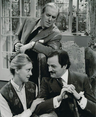 George Cole & Peter Bowles Unsigned Photo - 4578 - Bounder