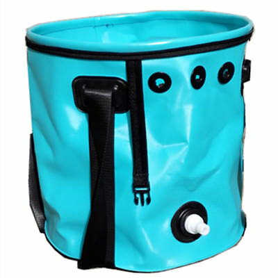 Rain Water Barrel Collection Collapsible Portable Garden 47.5Gal,Self-supporting