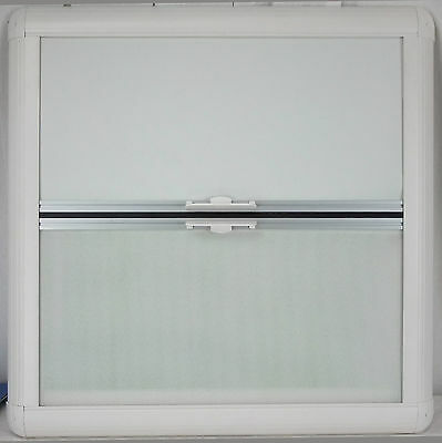Hatch Screen,Boat/Caravan / Blind /Combi Curtain for hatches / Windows 421x421mm