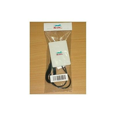 Mini 4G LTE Sticker Antenna with TS-9 end