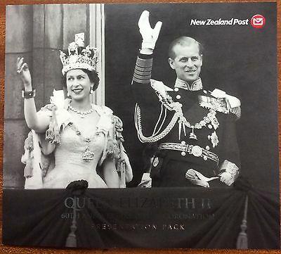 2013 queen Elizabeth 11 60th anniversary of the coronation presentation pack