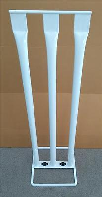 Cricket Metal Stumps for Training - New Model