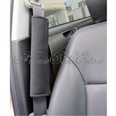 2pcs High Quality Car Safety Seat Belt Shoulder Pads Cover Cushion Harness Pad