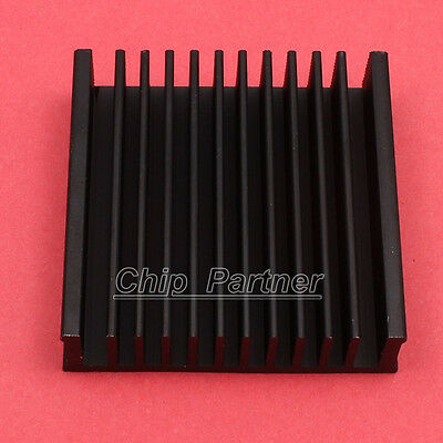 Heat sink 50*50*12.8MM IC Aluminum 50X50X12.8MM Cooling Fin