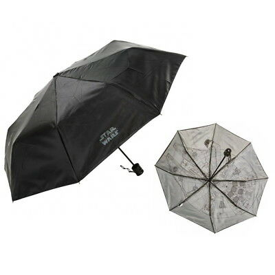 NEW OFFICIAL Star Wars Episode 7 Millenium Falcon Classic Umbrella / Brolly