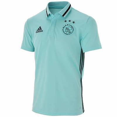 adidas Ajax Training Polo Shirt 2016/17-Mens