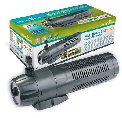 All Pond Solutions Filter/Pump/Fountain