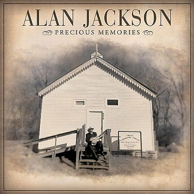 Alan Jackson Cd - Precious Memories (2012) - New Unopened - Country