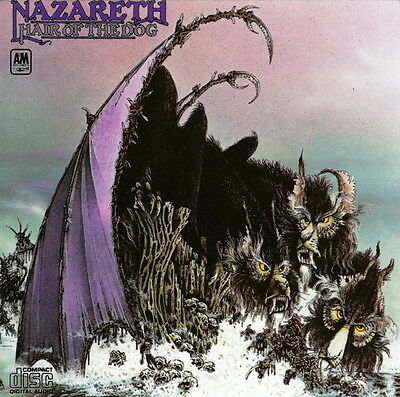 Nazareth Cd - Hair Of The Dog - New Unopened - Rock