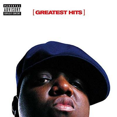 The Notorious B.i.g. Cd - Greatest Hits [Explicit](2007) - New Unopened - Rap