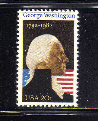 ESTADOS UNIDOS/USA 1982 MNH SC.1952 George Washington