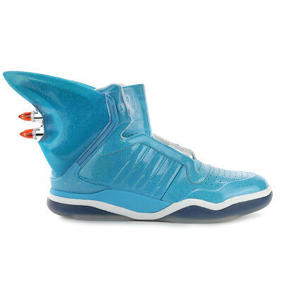 NEW! Adidas Jeremy Scott Shark Fin Flame LED Light Battery, RARE!