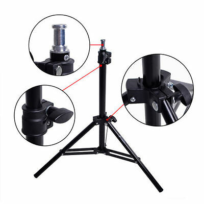 Backlight Table Top Mini Light Stand Tripod Support for Photo Studio Lighting US