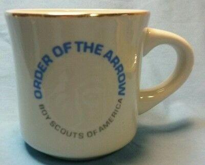 "Boy Scouts Of America ""order Of The Arrow"" Coffee Mug"