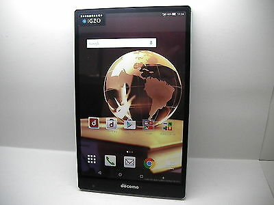 NTT-docomo SH-05G Sharp AQUOS Pad Non-working Display Phone Japanese TabletPC