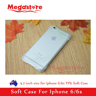 4.7 inch size for Iphone 6 and iphone 6s TPU Soft Case Protect Camera Cover