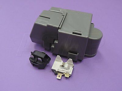 1448839  ELECTROLUX  Fridge Compressor PTC Start Relay & Overload Kit
