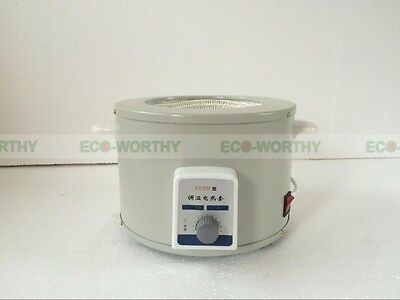 ECO1000ml 530W Electric Temp regulation Heating Mantle Sleeves 1L 220 Voltage