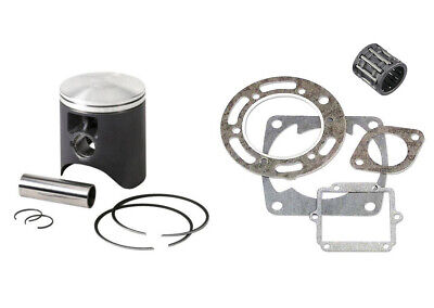 Kawasaki Kx500 Piston Top End Gasket Rebuild Kit 1989 To 2004