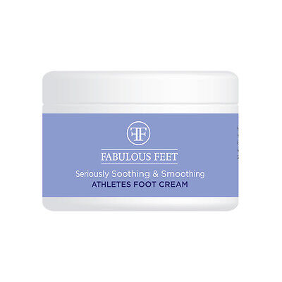 Fabulous Feet Seriously Soothing & Smoothing Athletes Foot Cream – Fungal