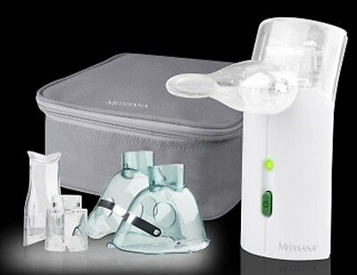 Medisana USC Ultraschall Inhalationsgerät Inhalator bei Allergie + Pseudokrupp
