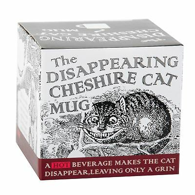 Alice in Wonderland Disappearing Cheshire Cat Mug