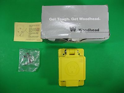 Daniel Woodhead Watertite Flip Lid 65W04 -- 1300180366 -- New