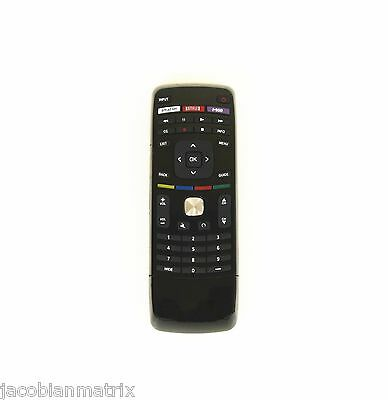 Vizio Universal Smart TV Qwerty Keyboard Remote for ALL Vizio TV Models XRT112