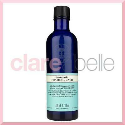 Aromatic Foaming Bath 200ml RRP £15.50 - Neal's Yard Remedies