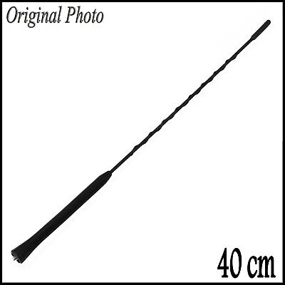 Antenna Aerial Mast Roof 40 cm FORD Mondeo Fiesta C-Max + ADAPTERS 4mm 5mm 6mm
