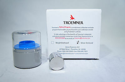 TROEMNER 8144 Calibration Weight Metric 100g NEW