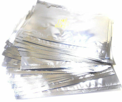 """Lot Of 40 Static Shielding Bag Size 6""""x12"""" or 152mm x 305mm SCS1000"""