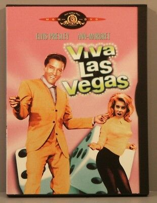 Viva Las Vegas (DVD, 1997 Widescreen and Full Screen) Ann-Margret, Elvis Presley