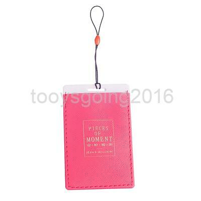 Luggage Tags Holiday Suitcase Baggage Travel ID Tag with Strap Address Label